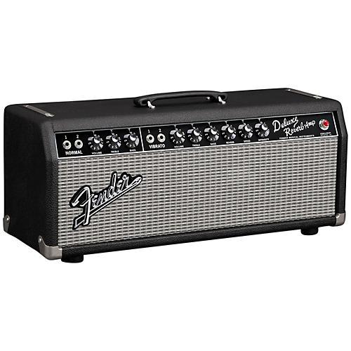 fender 39 65 deluxe reverb 22w tube guitar amp head musician 39 s friend. Black Bedroom Furniture Sets. Home Design Ideas