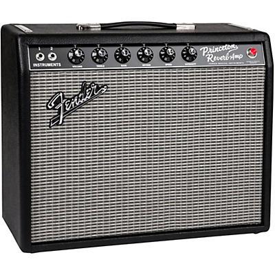 Fender '65 Princeton Reverb 12W 1x10 Tube Guitar Combo Amp