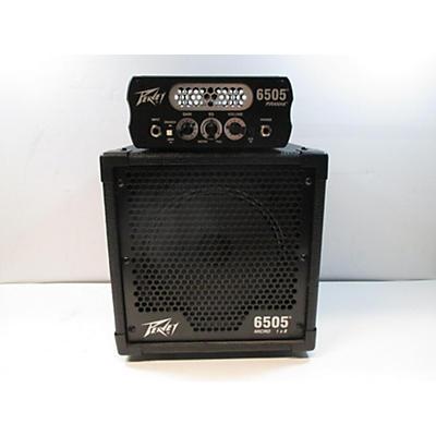 Peavey 6505 PIRANHA WITH MICRO 1X8 CAB