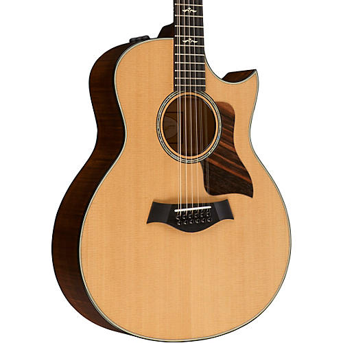 Taylor 656ce Grand Symphony 12-String Acoustic-Electric Guitar