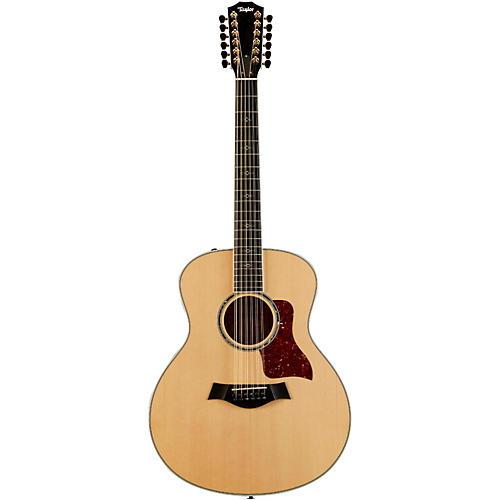 Taylor 656e-2014 Grand Symphony 12 String ES2 Acoustic-Electric Guitar