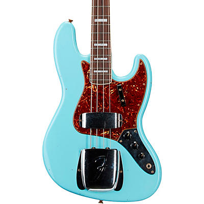 Fender Custom Shop 66 Jazz Bass Journeyman Relic