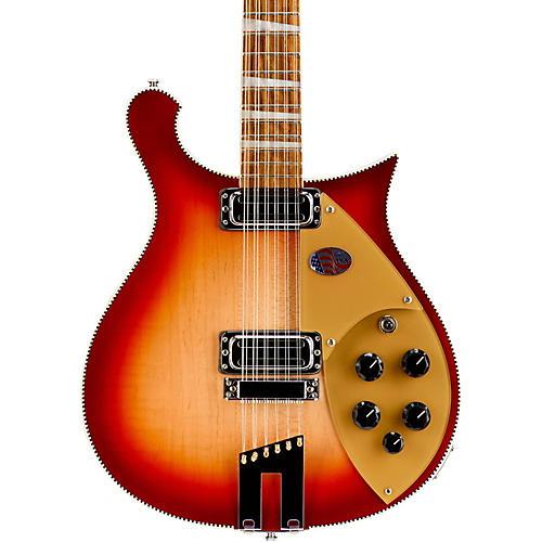 Rickenbacker 660/12 Guitar Fireglo