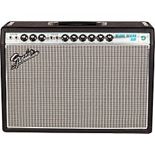 Fender '68 Custom Deluxe Reverb 22W 1x12 Tube Guitar Combo Amp with Celestion G12V-70 Speaker