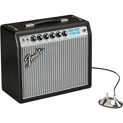 Fender 68 Custom Vibro Champ Reverb 5W 1x10 Guitar Combo Amp