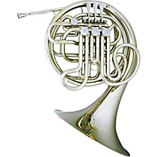 Hans Hoyer 6802NS Heritage Kruspe Series Double Horn with String Linkage and Fixed Bell