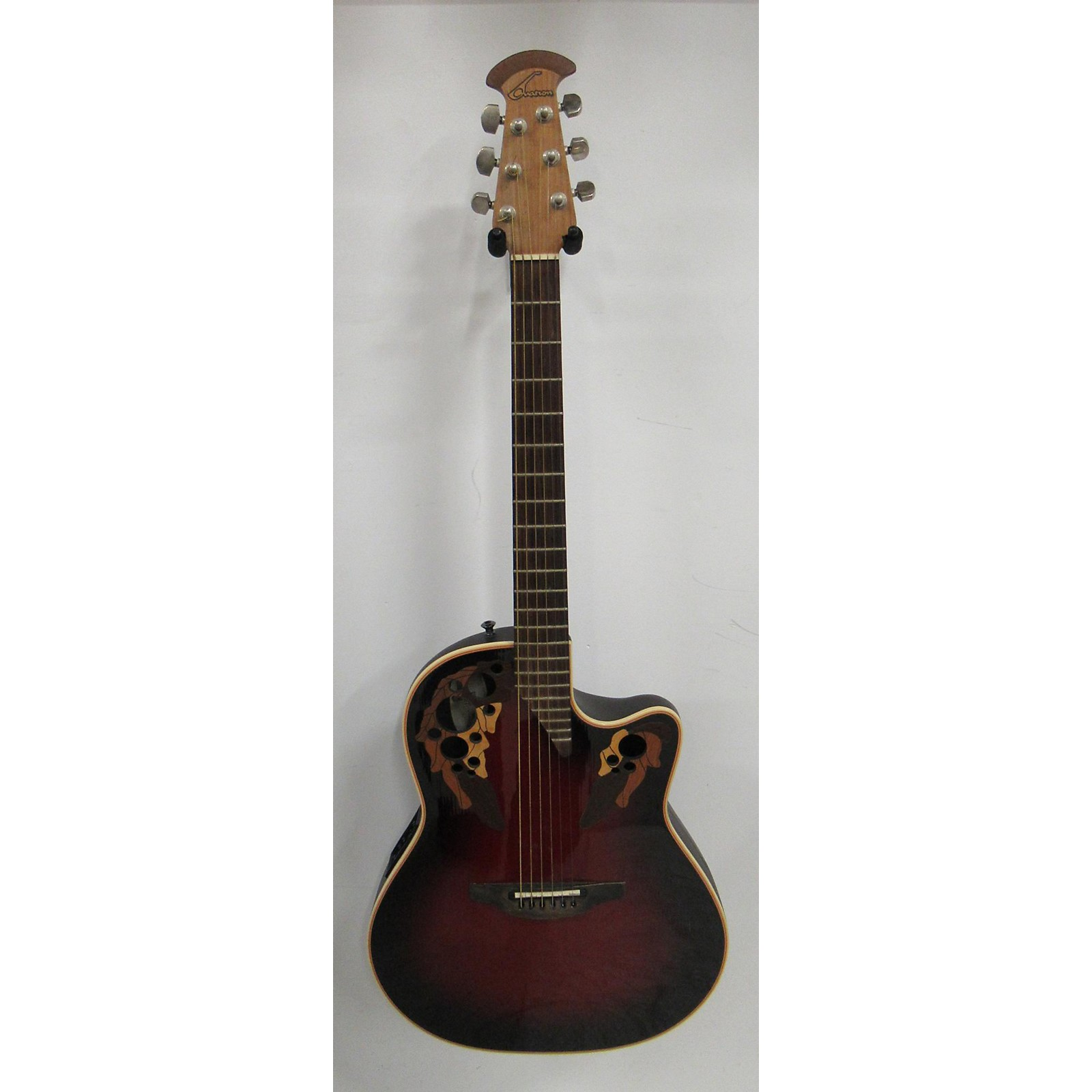 Ovation 6868 Elite Standard Acoustic Electric Guitar