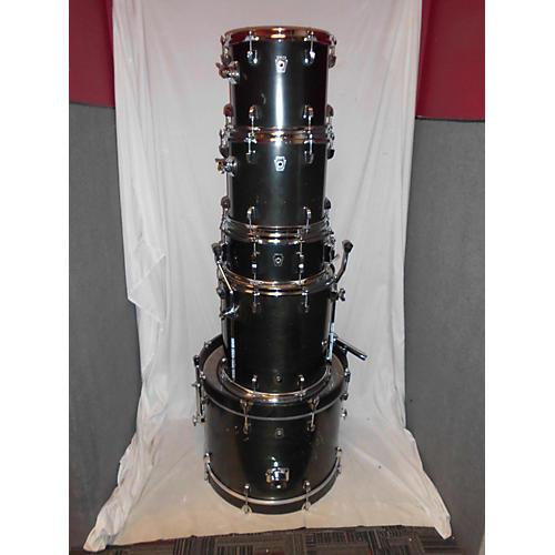 Ludwig '69 Classic Birch Drum Kit Dark Green