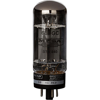 Mesa Boogie 6L6 GC STR 440 Power Tubes - Matched Duet