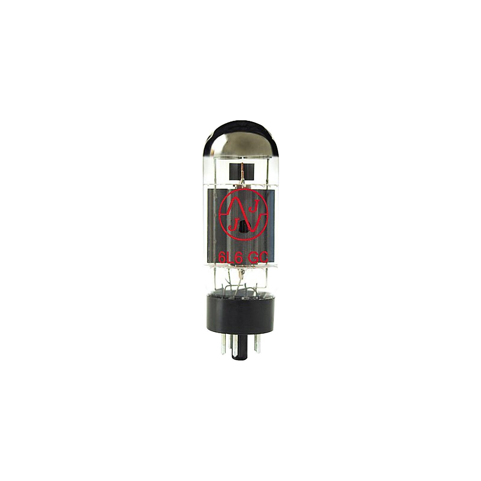 JJ Electronics 6L6GC Power Vacuum Tube
