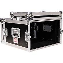 "Open BoxEurolite 6U 19"" Rack Mount Amp Case"