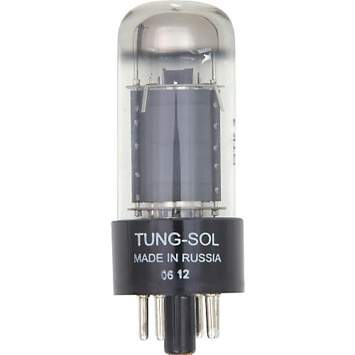 Tung-Sol 6V6GT Matched Power Tubes Hard Duet