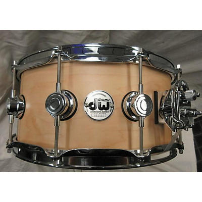 DW 6X14 Collector's Series Maple Snare Drum