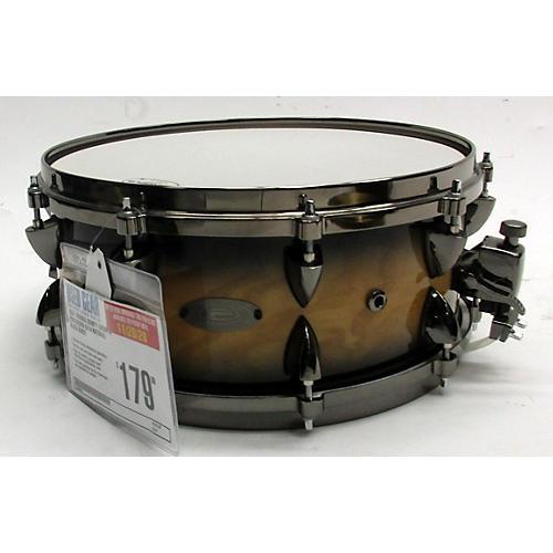 Orange County Drum & Percussion 6X14 Natural Drum black burst 13