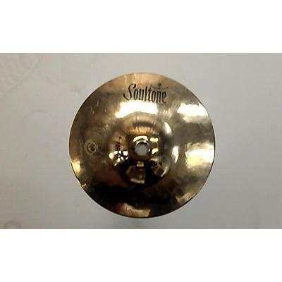 Soultone 6in CUSTOM BRILLIANT SPLASH Cymbal