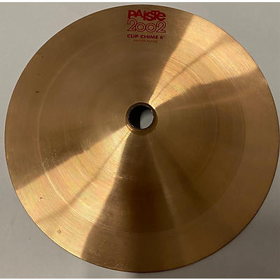 Paiste 6in Cup Chime Cymbal