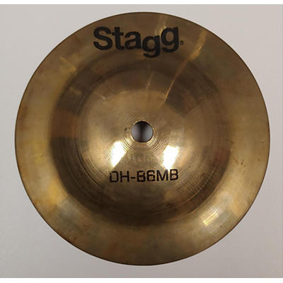 Stagg 6in DH-B6MB Bell Cymbal