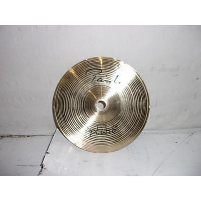 Paiste 6in Signature Prototype Splash Cymbal