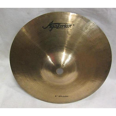 Agazarian 6in Traditional Splash Cymbal