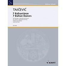 Schott 7 Balkan Dances Schott Series by Marko Tajcevic