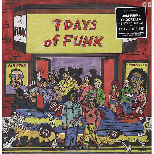 Alliance 7 Days of Funk - 7 Days of Funk