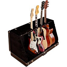 Open Box Fender 7 Guitar Case Stand