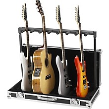 Open Box Road Runner 7 Guitar Stand Flightcase