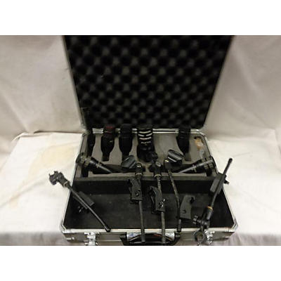 Audix 7 Piece Drum Mic Kit Percussion Microphone Pack
