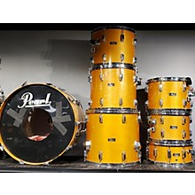 Pearl 7 Piece Maple Drums Drum Kit