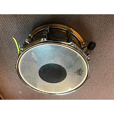 PDP by DW 7.5X14 Limited Edition Dark Stain Maple And Walnut Snare Drum