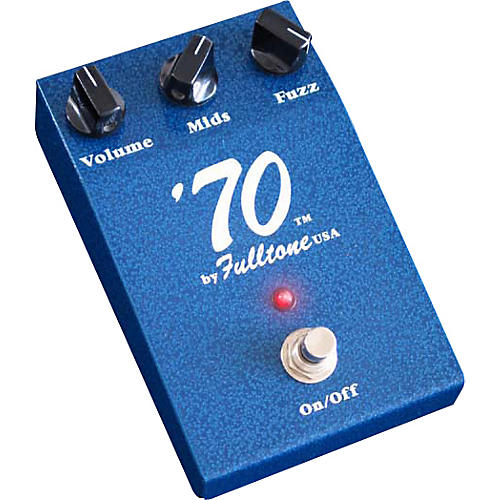 Fulltone '70 Fuzz Guitar Effects Pedal