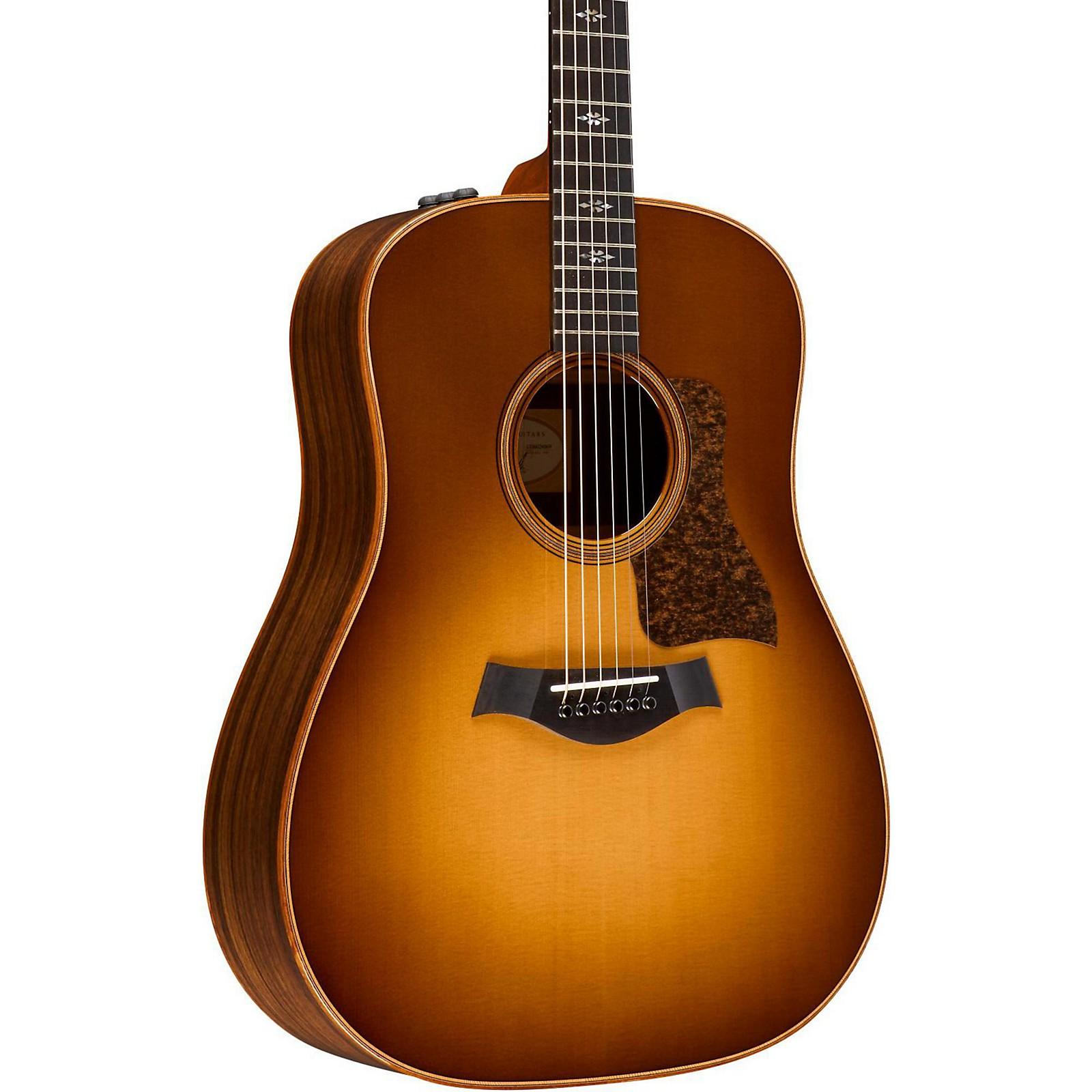 Taylor 700 Series 710e Dreadnought Acoustic-Electric Guitar 2016