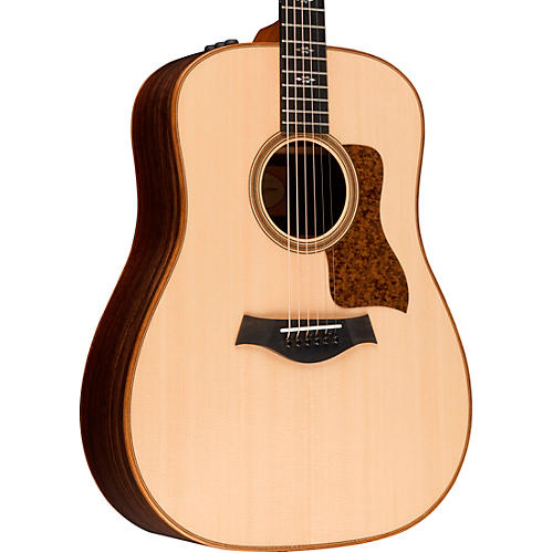 taylor 700 series 710e ls dreadnought acoustic electric guitar natural musician 39 s friend. Black Bedroom Furniture Sets. Home Design Ideas