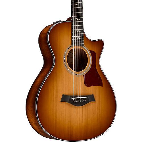 taylor 700 series 712ce 12 fret grand concert limited edition acoustic electric guitar. Black Bedroom Furniture Sets. Home Design Ideas