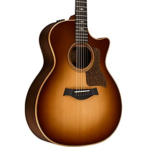 Taylor 700 Series 714ce Grand Auditorium Sunburst Acoustic-electric Guitar W/ Ca Customers First Guitars & Basses Musical Instruments & Gear