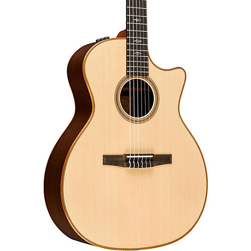 Taylor 700 Series 714ce-N Grand Auditorium Nylon String Acoustic-Electric Guitar