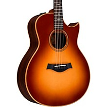 Taylor 700 Series 716ce-WSB-Flor-NoPG Grand Symphony Acoustic-Electric Guitar