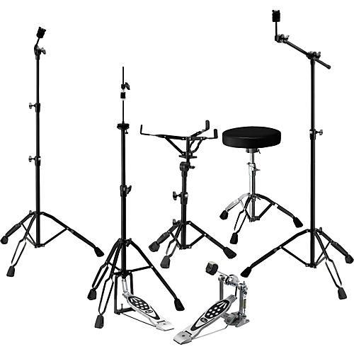 Pearl 700 Series Black Drum Hardware Pack