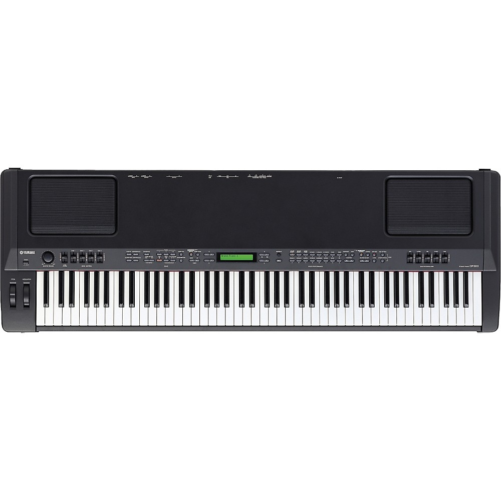 Yamaha electric digital pianos for Yamaha ypg 535 weighted keys