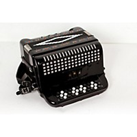 Used Sofiamari Sm-3412 34-Button 12-Bass Accordion Gcf Black Pearl 888365658216