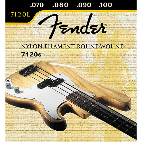 Fender 7120 Nylon Filament Wound Bass Strings
