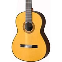 Yamaha Cg192s Spruce Top Classical Guitar Natural