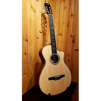 Taylor 712CE-N Classical Acoustic Electric Guitar