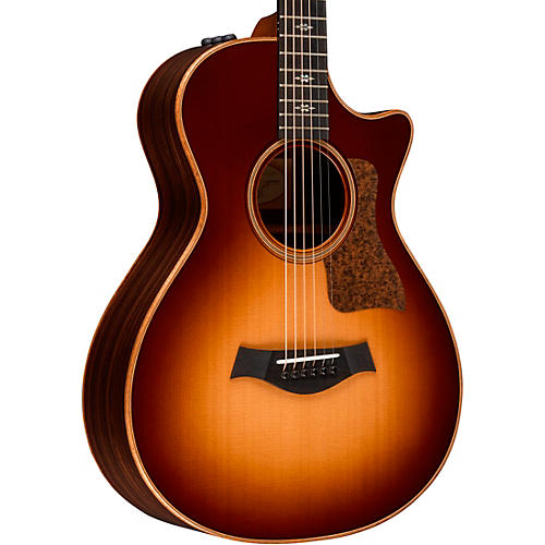 taylor 712ce 12 fret grand concert acoustic electric guitar musician 39 s friend. Black Bedroom Furniture Sets. Home Design Ideas