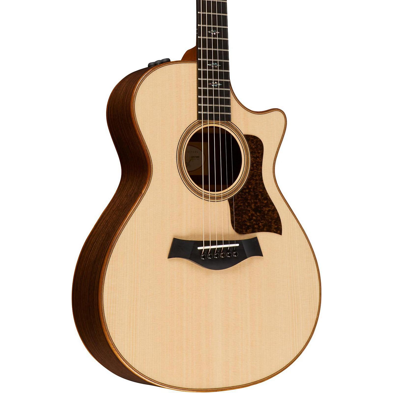 Taylor 712ce Grand Concert Acoustic-Electric Guitar