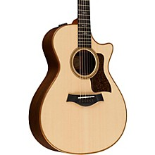 Taylor 712ce Grand Concert Acoustic-Electric Guitar