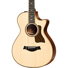 Taylor 712ce V-Class 12-Fret Grand Concert Acoustic-Electric Guitar