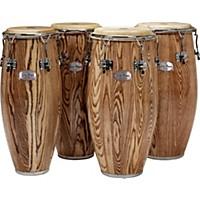 Gon Bops Alex Acuna Series Quinto Drum Ebony Lacquer