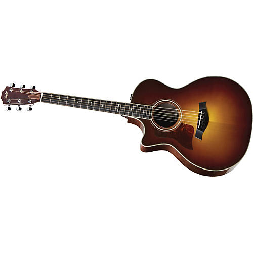 Taylor 714ce-L Rosewood/Spruce Grand Auditorium Left-Handed Acoustic-Electric Guitar