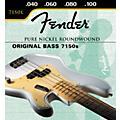Fender 7150L Original Bass Light Strings thumbnail